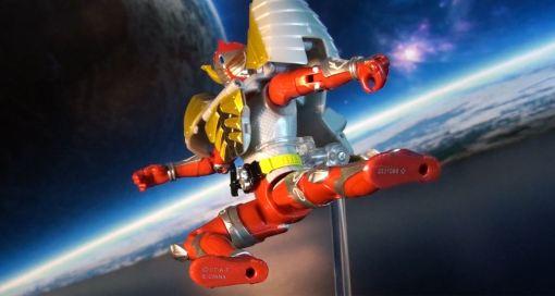 Kamen Rider Gaim Arms Change 02 Kamen Rider Baron 04