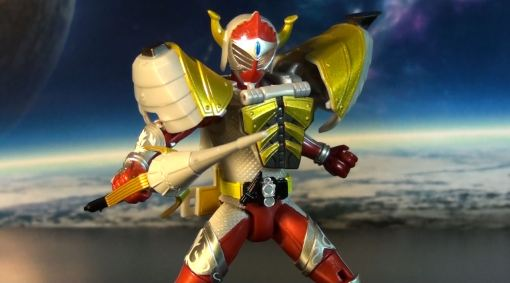 Kamen Rider Gaim Arms Change 02 Kamen Rider Baron 05