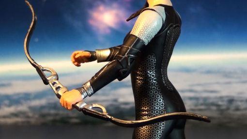 Neca Hunger Games Catching Figure Series 1 Katniss Everdeen 05