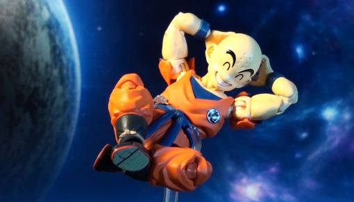 Bandai S H  Figuarts Dragon Ball Z Klilyn Krillin 03