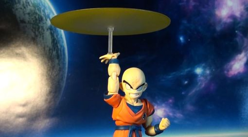 Bandai S H  Figuarts Dragon Ball Z Klilyn Krillin 05