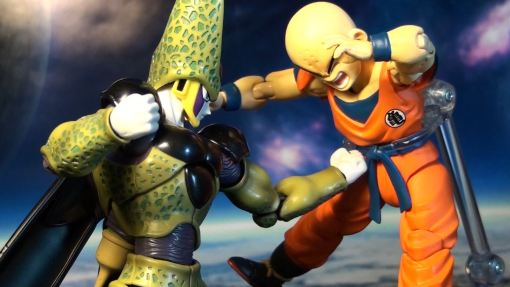 Bandai S H  Figuarts Dragon Ball Z Klilyn Krillin 06