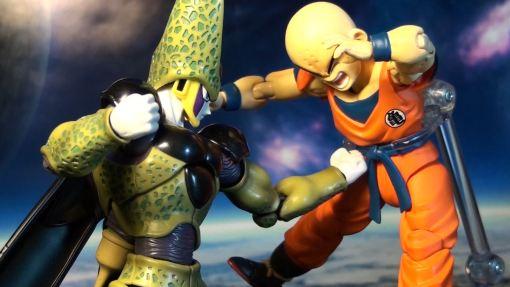 Bandai S H  Figuarts Dragon Ball Z Klilyn Krillin 06