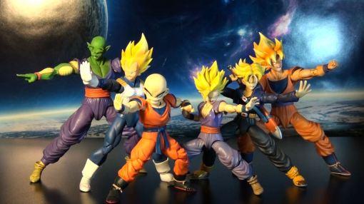 Bandai S H  Figuarts Dragon Ball Z Klilyn Krillin 07