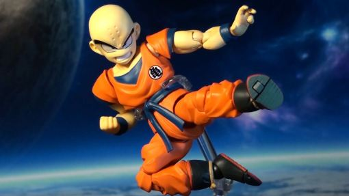 Bandai S H  Figuarts Dragon Ball Z Klilyn Krillin 08