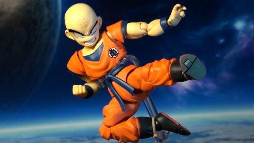 Bandai S H  Figuarts Dragon Ball Z Klilyn Krillin 08