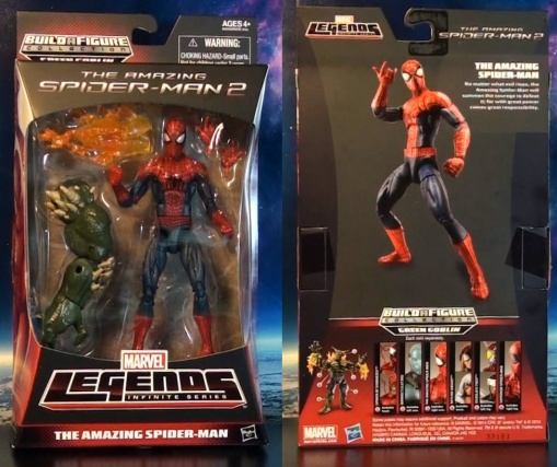 Marvel Legends Infinite Series Amazing Spider-Man 2 01