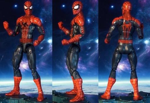 Marvel Legends Infinite Series Amazing Spider-Man 2 02