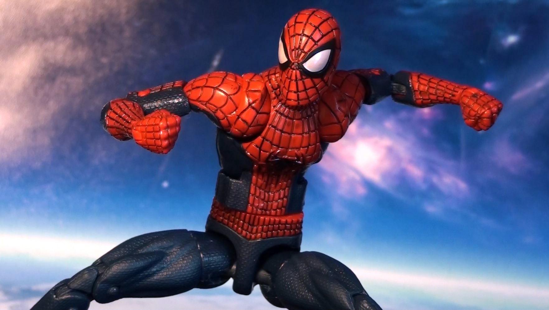 The Amazing Spider-Man Bienvenido a Hdtoytheater-1159