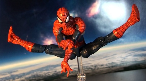 Marvel Legends Infinite Series Amazing Spider-Man 2 04