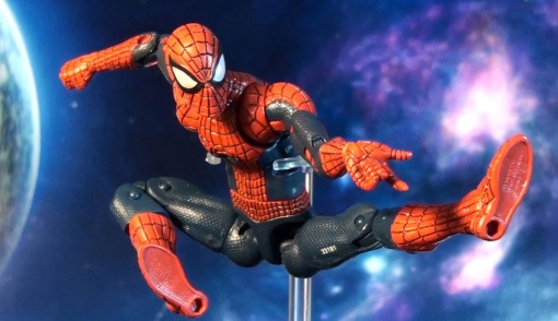 Marvel Legends Infinite Series Amazing Spider-Man 2 05