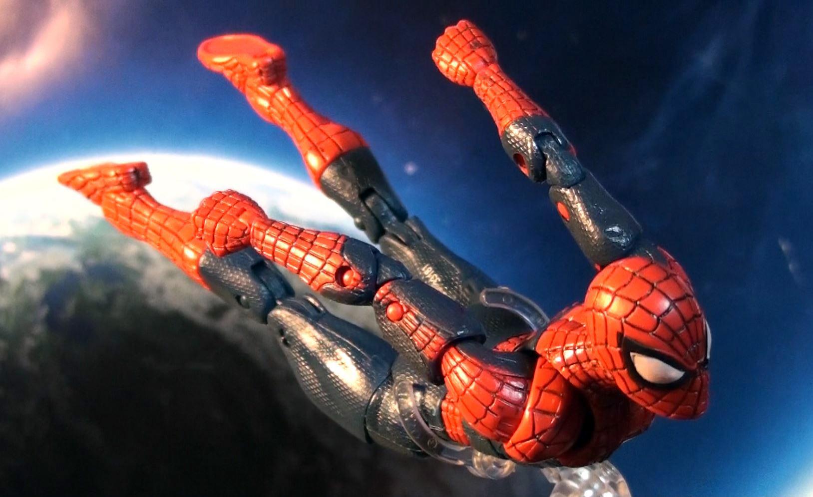 The Amazing Spider-Man Bienvenido a Hdtoytheater-7659