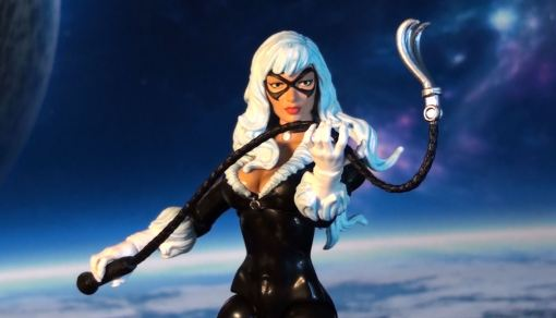 Marvel Legends Infinite Series Spider-Man Black Cat 03