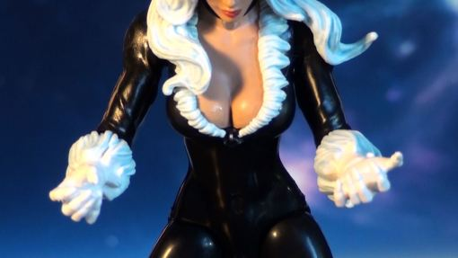 Marvel Legends Infinite Series Spider-Man Black Cat 04