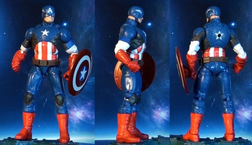 R308 Marvel Legends Infinite Series Captain America Marvel Now! 02