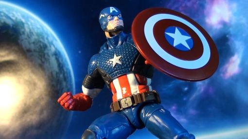 R308 Marvel Legends Infinite Series Captain America Marvel Now! 05