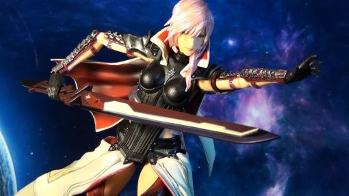 Square Enix Play Arts Kai Final Fantasy 13 XIII Lightning Returns 03
