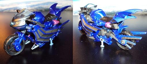 Takara Tomy G22 Transformers Beast Hunters Arcee 02