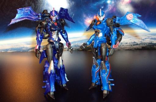 Takara Tomy G22 Transformers Beast Hunters Arcee 06