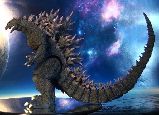Bandai S.H. MonsterArts Godzilla Millennium 2000 04