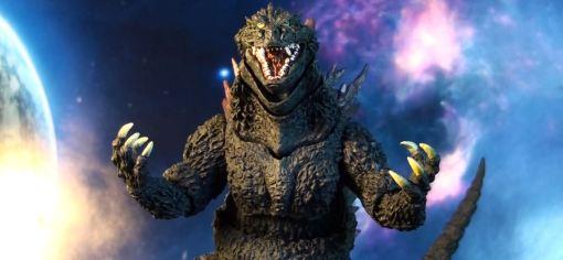 Bandai S.H. MonsterArts Godzilla Millennium 2000 05