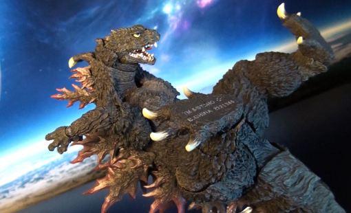 Bandai S.H. MonsterArts Godzilla Millennium 2000 06