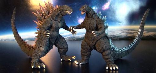 Bandai S.H. MonsterArts Godzilla Millennium 2000 07
