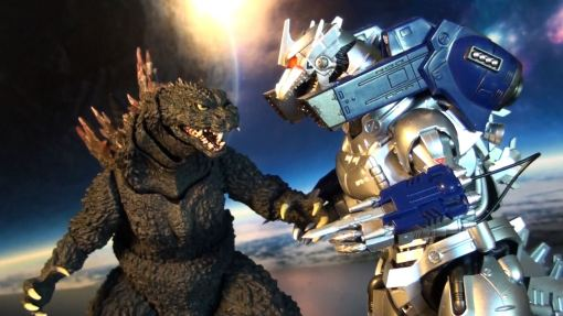 Bandai S.H. MonsterArts Godzilla Millennium 2000 08