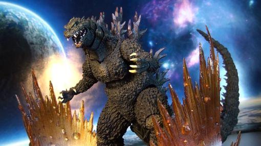 Bandai S.H. MonsterArts Godzilla Millennium 2000 09