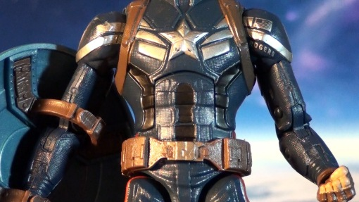 Hasbro Marvel Legends Infinite Series Captain America Winter Soldier 03
