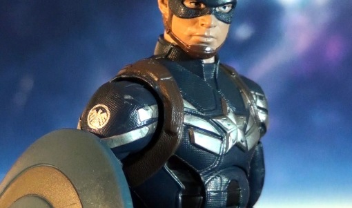 Hasbro Marvel Legends Infinite Series Captain America Winter Soldier 04