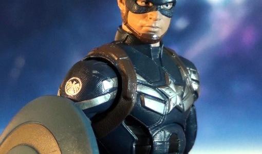 Hasbro Marvel Legends Infinite Series Captain America Winter Soldier 04