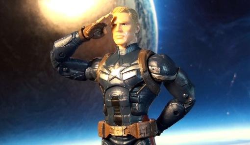 Hasbro Marvel Legends Infinite Series Captain America Winter Soldier 05