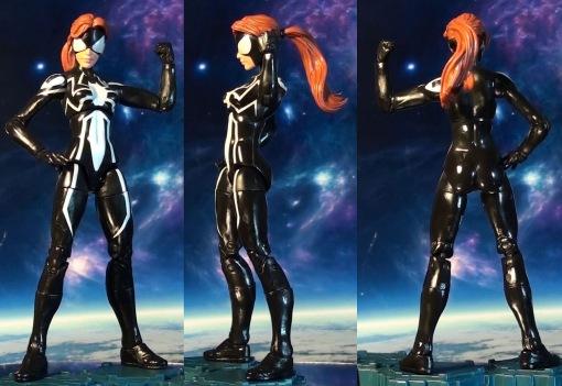 Marvel Legends Infinite Series Spider-Girl 01