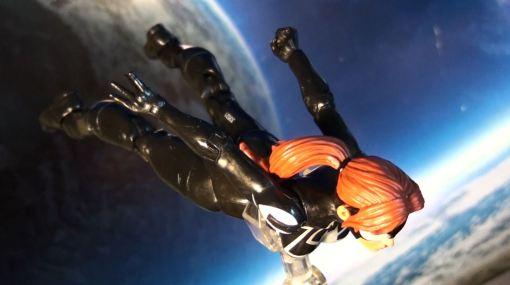 Marvel Legends Infinite Series Spider-Girl 03