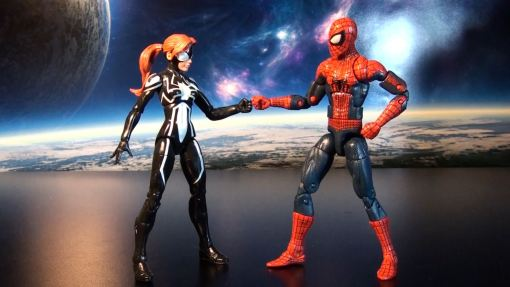 Marvel Legends Infinite Series Spider-Girl 04