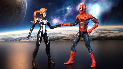 Marvel Legends Infinite Series Spider-Girl 04