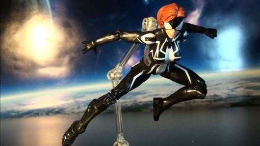 Marvel Legends Infinite Series Spider-Girl 05