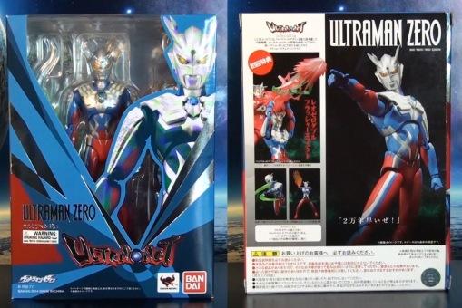 Bandai Ultra-Act Ultraman Zero Renewal 2.0 01