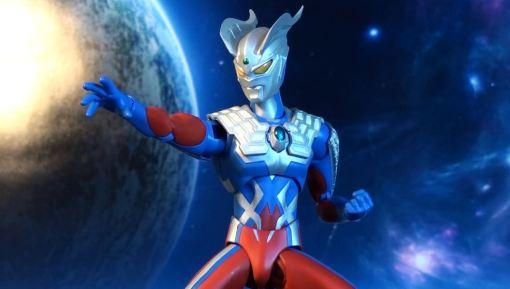 Bandai Ultra-Act Ultraman Zero Renewal 2.0 03