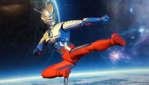 Bandai Ultra-Act Ultraman Zero Renewal 2.0 04