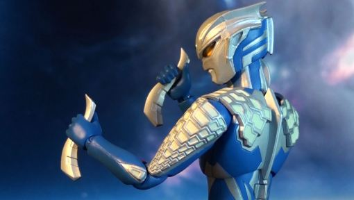 Bandai Ultra-Act Ultraman Zero Renewal 2.0 05