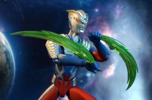 Bandai Ultra-Act Ultraman Zero Renewal 2.0 06