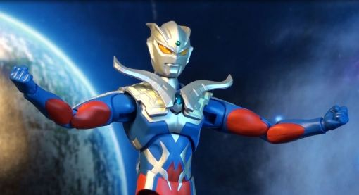Bandai Ultra-Act Ultraman Zero Renewal 2.0 07