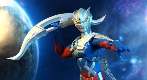 Bandai Ultra-Act Ultraman Zero Renewal 2.0 08
