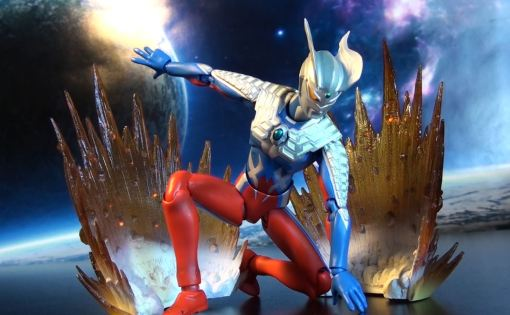 Bandai Ultra-Act Ultraman Zero Renewal 2.0 09