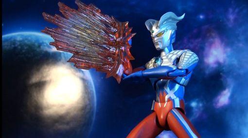 Bandai Ultra-Act Ultraman Zero Renewal 2.0 10