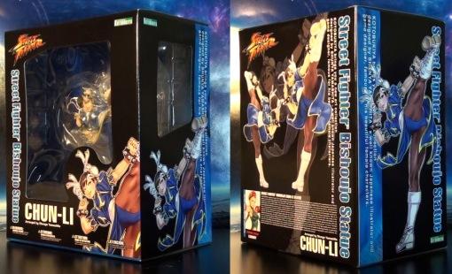 Kotobukiya Bishoujo Street Fighter Chun-Li PVC Statue 00