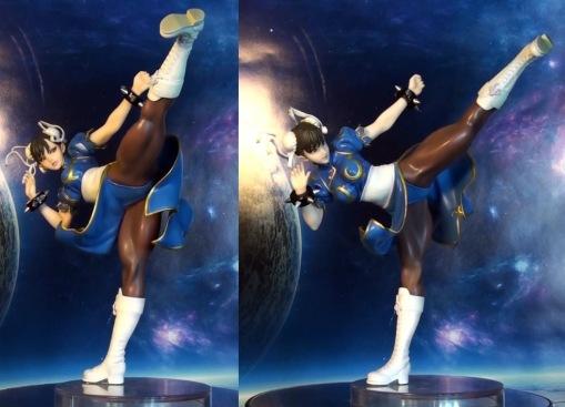 Kotobukiya Bishoujo Street Fighter Chun-Li PVC Statue 01