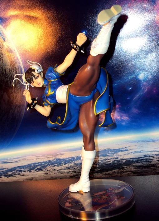 Kotobukiya Bishoujo Street Fighter Chun-Li PVC Statue 06